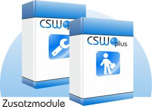 Zusatzmodule CSWplus